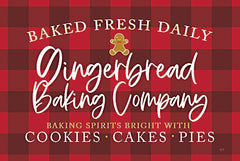 LUX451 - Gingerbread Baking Company - 18x12