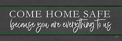 LUX530 - Come Home Safe - Military - 18x6