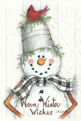 MARY532 - Country Snowman - 12x18