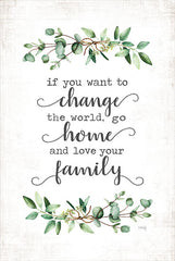 MAZ5587 - Love Your Family    - 12x16