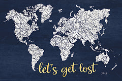 MAZ5627 - Let's Get Lost World Map - 18x12