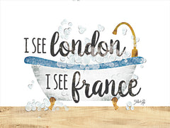 MAZ5661 - I See London Bathtub - 16x12