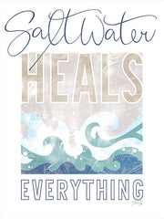 MAZ5789 - Saltwater Heals Everything - 12x16