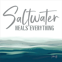 MAZ5792 - Saltwater Heals Everything - 12x12