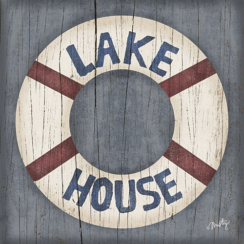 Misty Michelle MMD146 - Lake House - Coastal, Life Preserver, Signs from Penny Lane Publishing