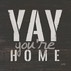 MMD155 - Yay You're Home - 12x12