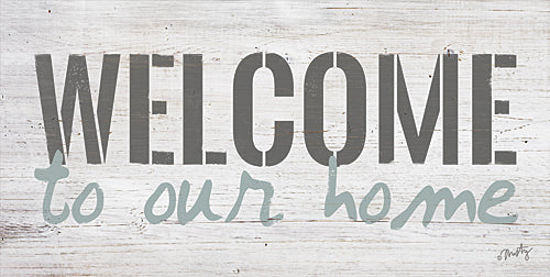 Misty Michelle MMD159 - Welcome to Our Home - Welcome, Signs from Penny Lane Publishing