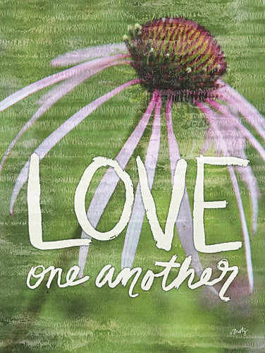 Misty Michelle MMD193 - Love One Another - Daisy, Inspirational, Signs from Penny Lane Publishing