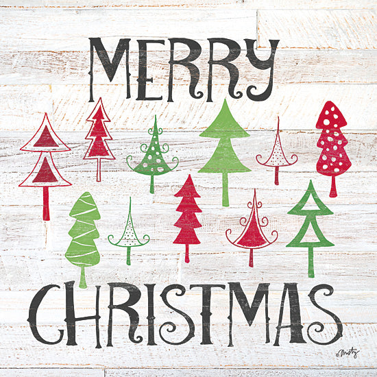 Misty Michelle MMD231 - Merry Christmas - Typography, Trees, Signs from Penny Lane Publishing