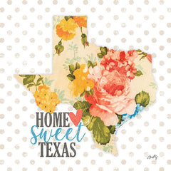 MMD413 - Home Sweet Texas Floral - 12x12