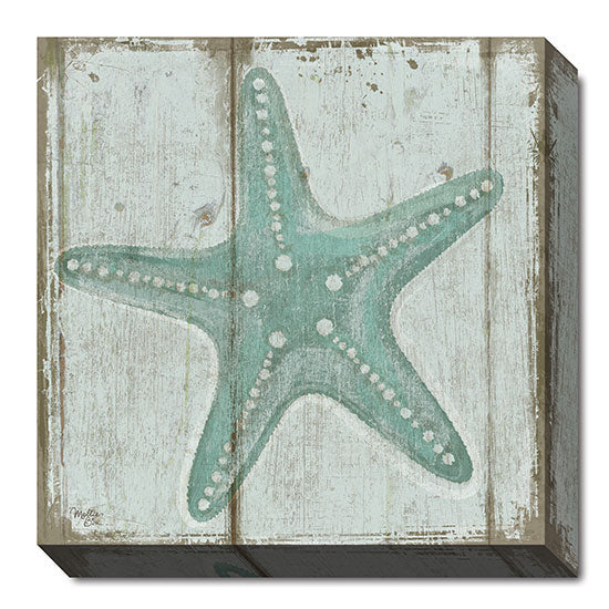 Mollie B. MOL1644 - Starfish - Also available on Canvas and Wood Products. Starfish, Aquatic, Animals, Coastal from Penny Lane Publishing