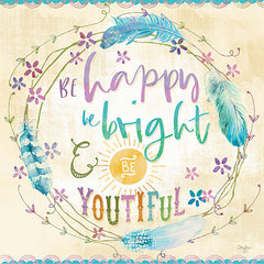 MOL1765 - Be Happy and Bright - 12x12