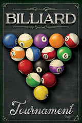 MOL1963 - Billiards Tournament    - 12x16