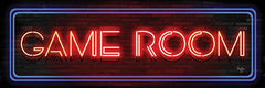 MOL1964 - Game Room Neon Sign     - 18x6