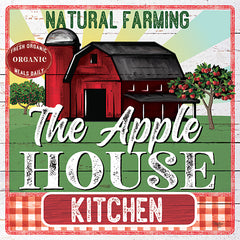 MOL2042 - The Apple House Kitchen - 12x12
