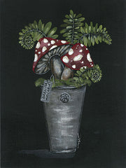 NOR102 - Toadstool - 12x16