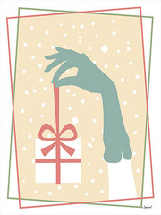 PAV281 - Hand With a Gift - 12x16