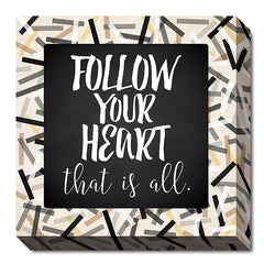 RAD1159CV - Follow Your Heart