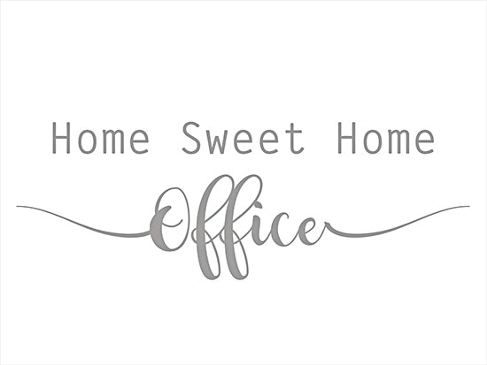 Lauren Rader RAD1365 - RAD1365 - Home Sweet Home Office - 16x12 Home Sweet Home Office, Quarantine Art, Signs from Penny Lane