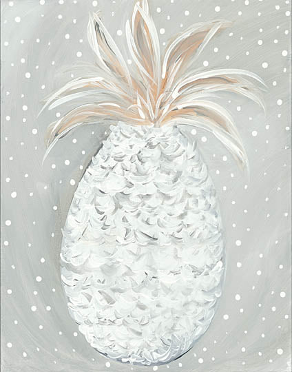 Roey Ebert REAR223 - Pineapple II - Pineapple, Polka Dots, Abstract from Penny Lane Publishing