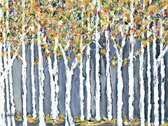 REAR334 - Birch Trees - 16x12