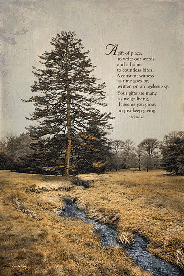 Robin-Lee Vieira RLV445 - Ode to Trees - Inspirational, Trees, Creek, Nature from Penny Lane Publishing