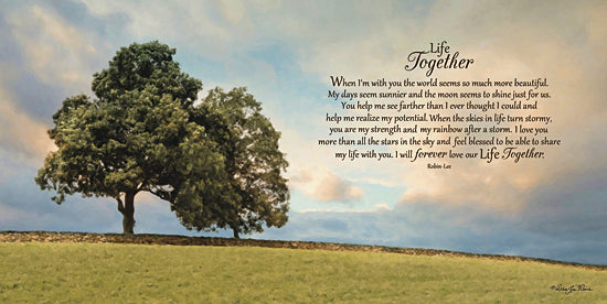 Robin-Lee Vieira RLV473A - Life Together - Tree, Landscape, Inspirational from Penny Lane Publishing