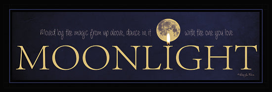 Robin-Lee Vieira RLV503 - Moonlight - Moon, Candle, Inspirational from Penny Lane Publishing