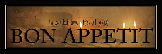 Robin-Lee Vieira RLV524 - Bon Appetit - Candle, Signs, Kitchen from Penny Lane Publishing
