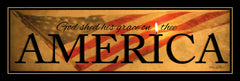 RLV527B - America - God Shed His Grace on Thee - 36x12