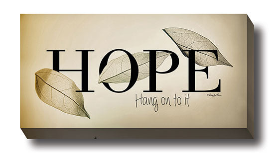 Robin-Lee Vieira RLV575 - Hope - Hang On to It - Leaves, Inspirational, Sign, Photography from Penny Lane Publishing