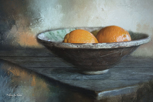 Robin-Lee Vieira RLV625 - Orange Still Life - Oranges, Still Life, Bowl from Penny Lane Publishing
