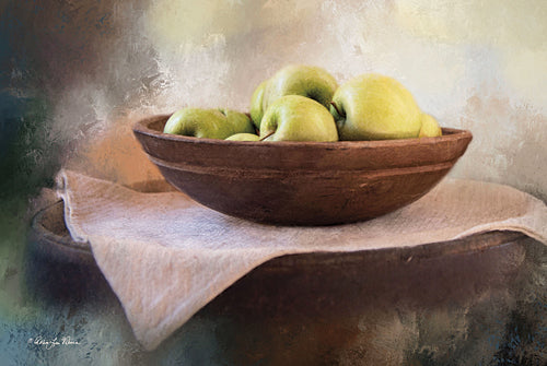 Robin-Lee Vieira RLV626 - Apple Still Life - Apples, Still Life, Bowl from Penny Lane Publishing