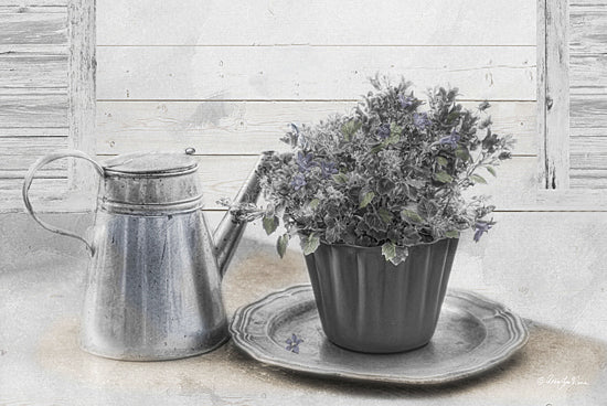 Robin-Lee Vieira RLV667 - Light and Airy - Still Life, Silver, Flowers, Platters from Penny Lane Publishing