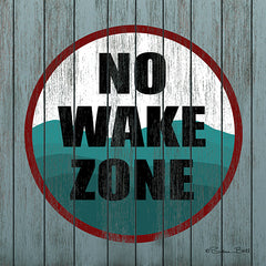 SB692 - No Wake Zone  - 12x12