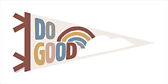 Susan Ball SB879 - SB879 - Do Good Pennant - 18x9 Pennant, Tween, Banner, Do Good, Motivational, Signs from Penny Lane