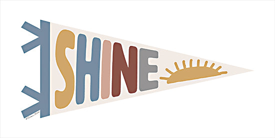 Susan Ball SB880 - SB880 - Shine Pennant - 18x9 Pennant, Tween, Banner, Shine, Motivational, Signs from Penny Lane