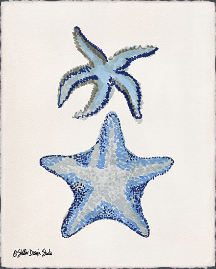 Stellar Design Studio SDS116 - SDS116 - From the Sea 2 - 12x16 Starfish, Tropical from Penny Lane