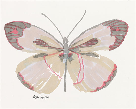 Stellar Design Studio SDS162 - SDS162 - Butterfly 4 - 16x12 Butterfly, Portrait from Penny Lane