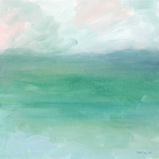 Stellar Design Studio SDS197 - SDS197 - Calm Horizon 8   - 12x12 Horizon, Abstract, Modern, Colors from Penny Lane