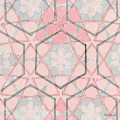 SDS262 - Pink and Gray Pattern 1 - 12x12