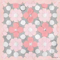 SDS264 - Pink and Gray Pattern 3 - 12x12