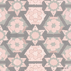 SDS265 - Pink and Gray Pattern 4 - 12x12