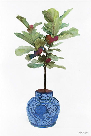 Stellar Design Studio SDS276 - SDS276 - Fig Tree 1 - 12x18 Fig Tree, Plant, Pot from Penny Lane