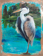 SDS339 - Marsh Heron - 12x18