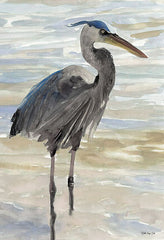 SDS347 - Heron in Water - 12x18