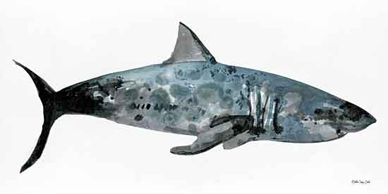 Stellar Design Studio SDS460 - SDS460 - Apex Predator   - 18x9 Shark, Portrait from Penny Lane