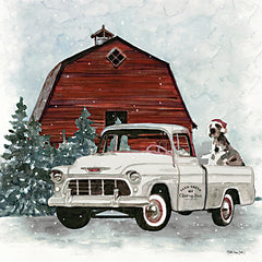 SDS505 - Holiday Helper (Red Barn) - 12x12