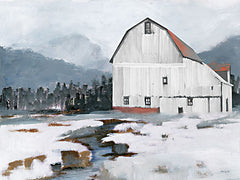 SDS663 - The Old Barn   - 16x12