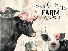 SIX144 - Pink Nose Farm I - 16x12